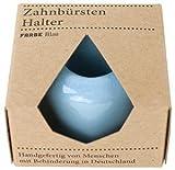 Hydrophil: Zahnbürsten Halter - Blau