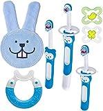 MAM Oral Care Set / Zahnpflege Set, für Jungen