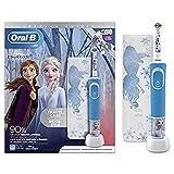 Oral-B Kids Elektrische Zahnbürste von Braun Die Eiskönigin 2
