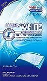 Lovely Smile | 28 WHITE-STRIPS Bleaching Stripes Zahnaufhellung-Streifen | mit advanced no-slip technology | Professionelles Bleaching für Weiße Zähne Zahnweiss by Ray of Smile