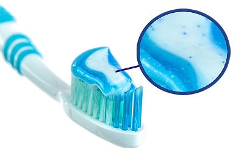 der arbrieb sorgt für weiße zähne