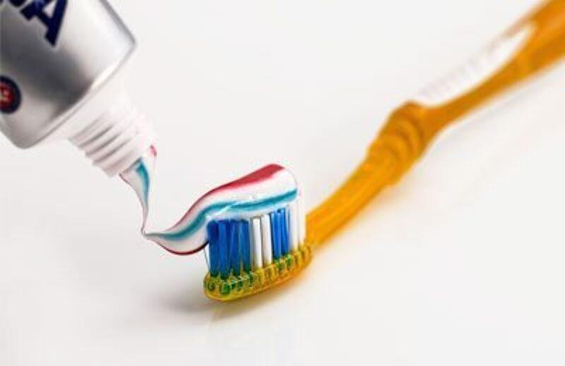 Zahnpasta Verschluckt