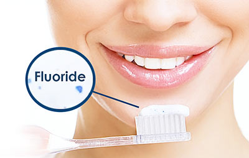 ist fluorid in der zahnpasta schädlich??