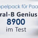 Elektrische Zahnbürste für Paare: Oral-B Pro 8900 im Test