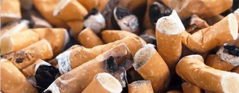 Zigaretten am besten vermeiden