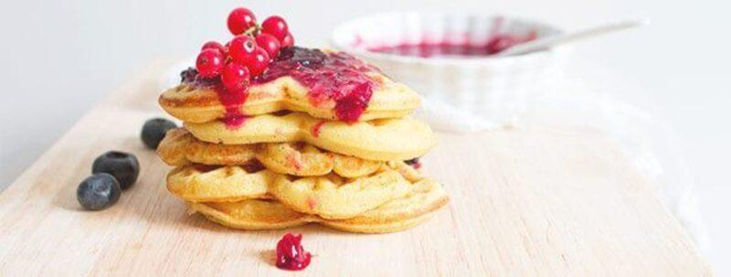 Weisheitszähne Pfannkuchen essen