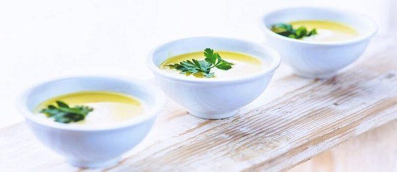 Suppe nach Weisheitszahn-OP ist empfehlenswert
