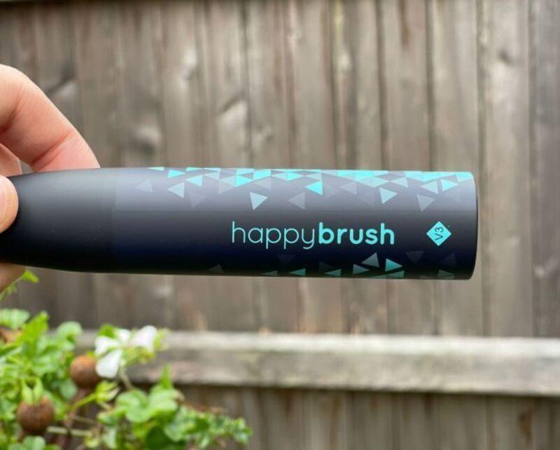 happybrush rückseite