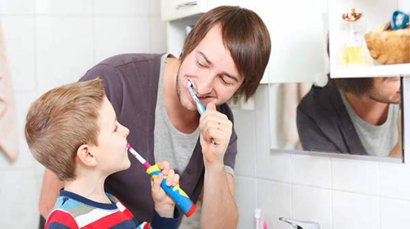 zahnpflege kind