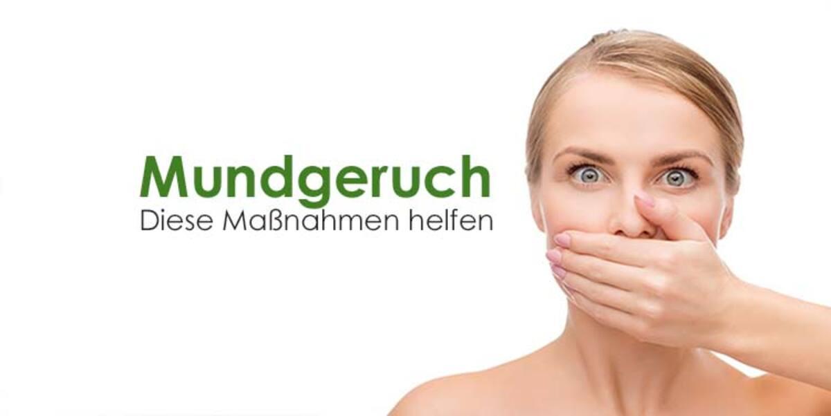 mundgeruch halitosis