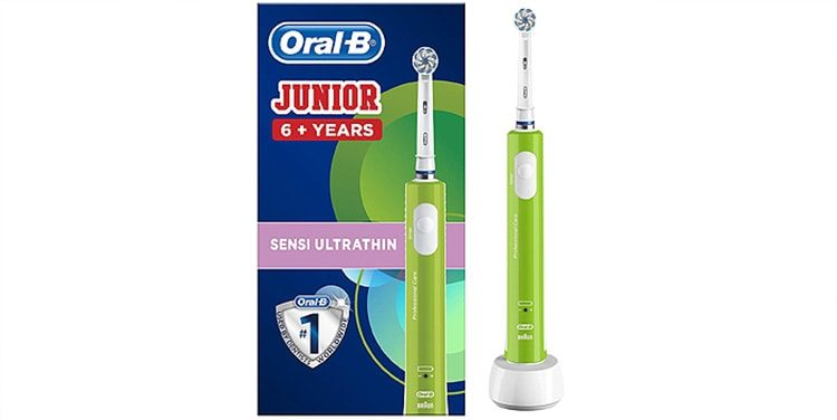 oral-b junior im test