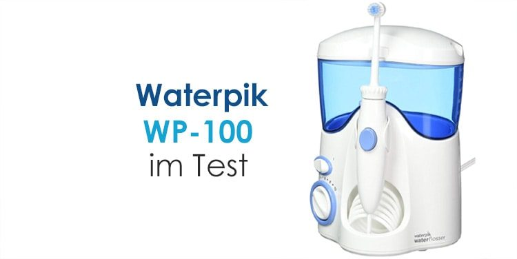 waterpik wp100 test