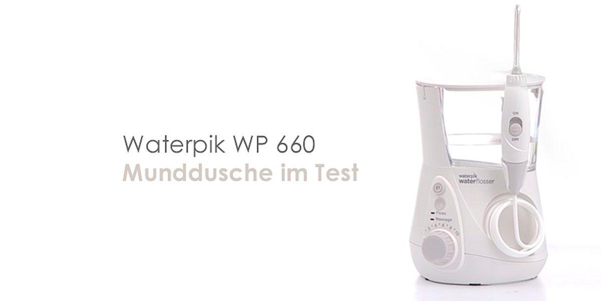 waterpik wp 660 test
