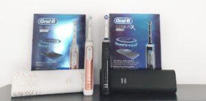 oral-b genius x test