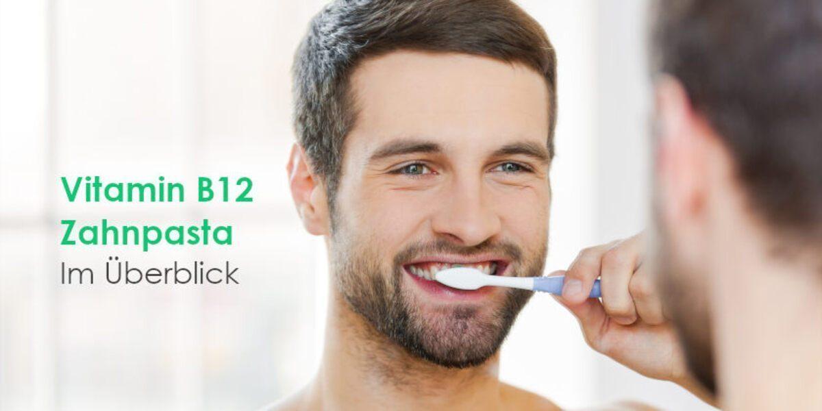 B12 Zahnpasta