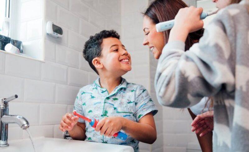 ultraschallzahnbürste für kinder test