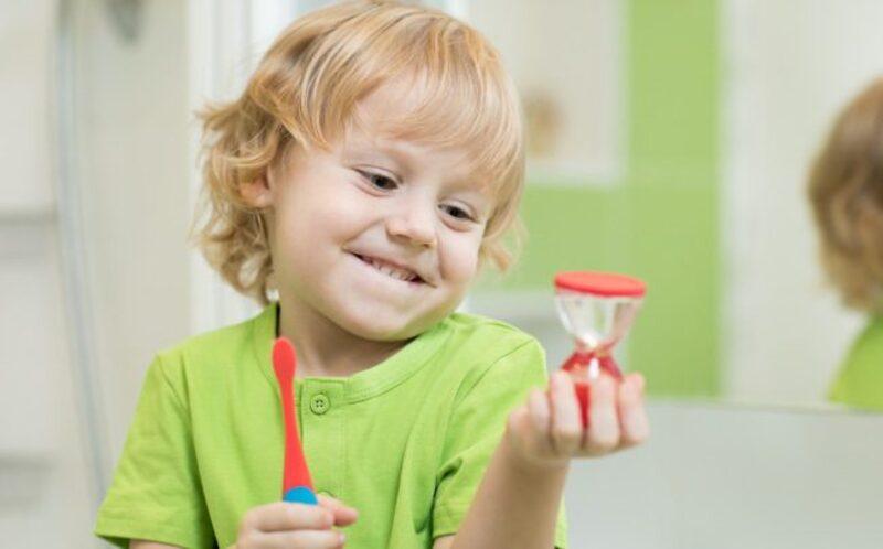 oral-b kids timer